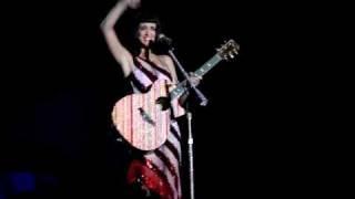 """Katy Perry se emociona com publico gritando: """"Katy Eu Te Amo"""" [HD] - Live Brazil, São Paulo"""