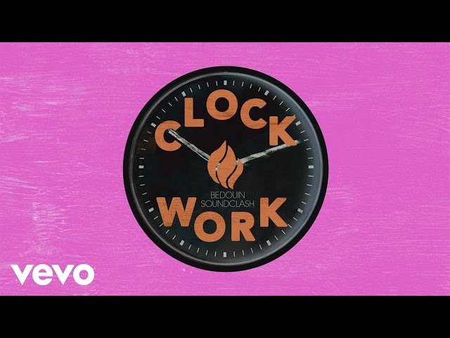 Audio de Bedouin Soundclash ''Clock Work''.