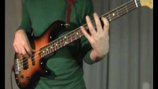The Doobie Brothers - Listen To The Music - Bass Cover