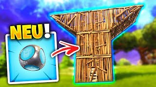 NEUE FESTUNGS GRANATE! *NEUES ITEM* in FORTNITE ⭐️ | Fortnite BattleRoyale NEWS