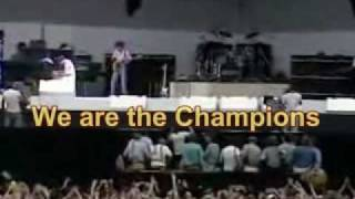 Queen - We are the Champions - Live Aid 85 - (Legendado)