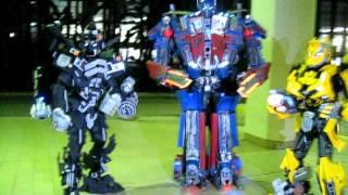Transformers at WonderCon 2012