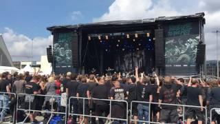 Fear Factory - Replica - Live - Elbriot - 2016