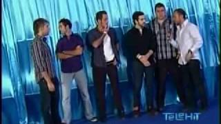 ETEVISTA A PXNDX EN LOS PREMIOS TELEHIT 2010