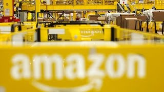 Amazon Expecting Biggest-Ever Cyber Monday