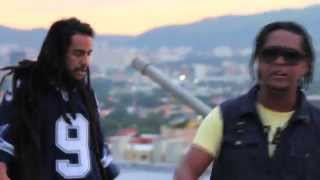 Rebuskadub Productions Ft Ras Neftali & Mr. Dalis - Revolución Riddim (Official Music Video)