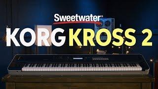 Korg Kross 2 88-key Synthesizer Workstation Review