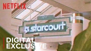 Coming Soon: The Starcourt Mall! | Hawkins, Indiana