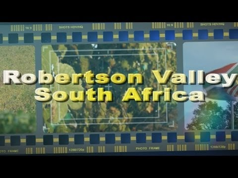 Visit The Robertson Wine Valley South Africa – Africa Travel Channel