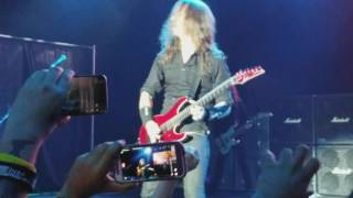 "Megadeth ""Symphony of Destruction"" Live at the Revention Music Center in Houston"