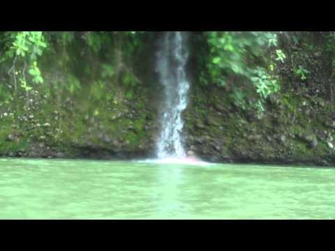 Joaqiun Meneses Mulaute river waterfalls