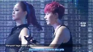 [ INDO Sub ] Super Junior - Club No 1 (LIVE) oleh @___eL