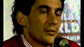 Tributo Ayrton Senna 19 anni senza te