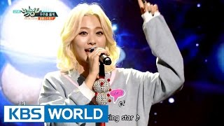 Bolbbalgan4 - Galaxy | 볼빨간 사춘기 - 우주를 줄게 [Music Bank / 2016.09.23]