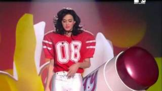 I Kissed A Girl And Intro (Europe Music Awards 2008) - Katy Perry HQ