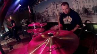 15/15 Ploštín Punk -  Bárbí (drum cam)