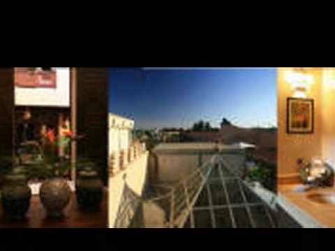 Riad Solandra Hotel – Marrakech -Morocco – 3 Nights for 2 Persons