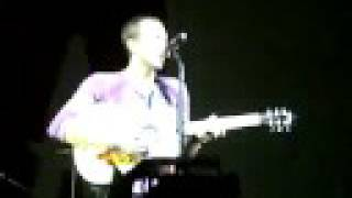 Yellow - Coldplay live in Munich 2008