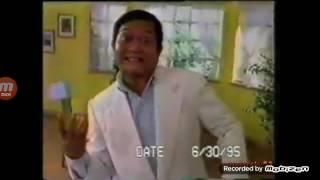 Joy Dishwashing Liquid with Yoyoy Villame (Version 2) TVC 1995