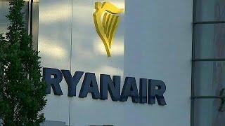 18 000 vols de Ryanair cloués au sol