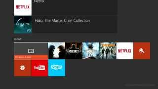 Xbox One Dashboard Update (October 2015) - Preview Members