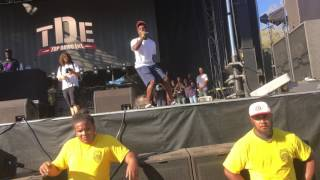 Goldlink Brings Out Isaiah Rashad: Free Lunch