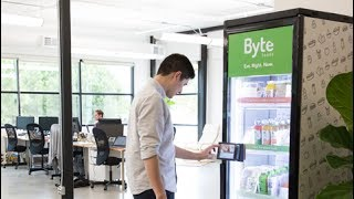 Byte Foods - Fresh, convenient meals for the office!