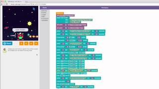 Jace's Story Telling Utilizing Code.org