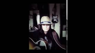 Acoustic guitar cover of Candyman by Christina Aguilera