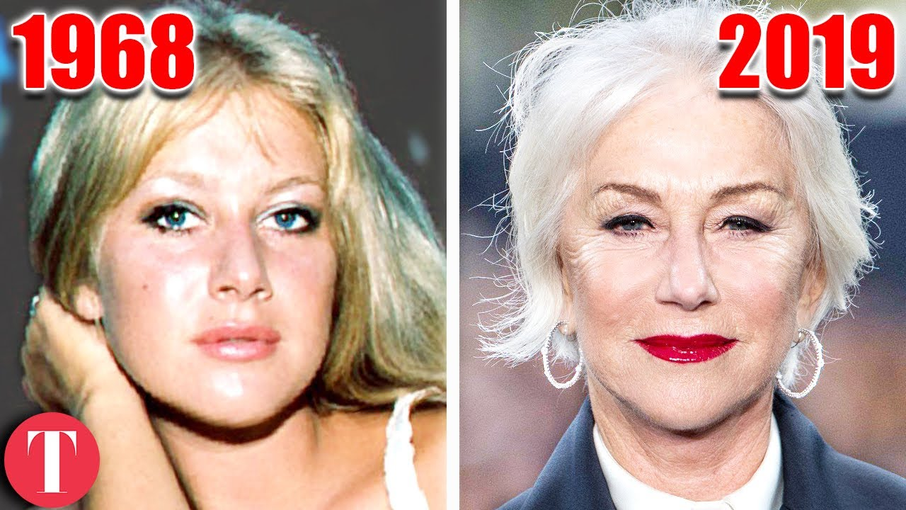 The True Story how Helen Mirren became Hollywood Royalty