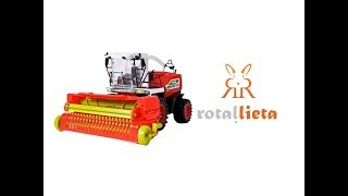 Rotaļu kombains - Farm vehicle Harvester