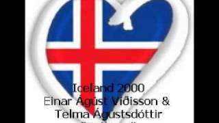 Eurovision Song Contest 2000 - Iceland