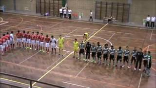16/17 Golos Jornada 3 - 2ªFase - Campeonato Nacional Sub20 - SCP 4 vs SLB 2