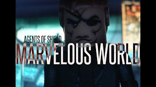 """NERD COMICS: MARVELOUS WORLD 01 Feat. Agents of SHIELD """"Electric Sheep"""""""
