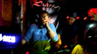 D nice @Sutra lounge NYC Tony toca tuesday's live performance with Just Blaze