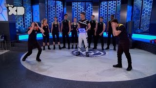 Lab Rats Vs. Might Med - First Look! - Official Disney XD UK HD