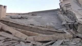 قصف قرية ابلين - جبل الزاوية ادلب