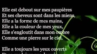 L'amoureuse - Paul Éluard