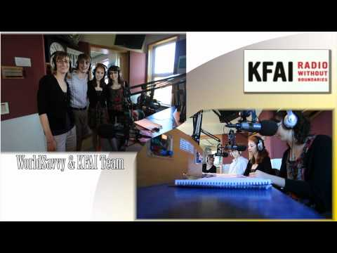 Kelsey, Kerry & Filip discusses upcoming journey to Bangladesh – Wave Project – KFAI Radio
