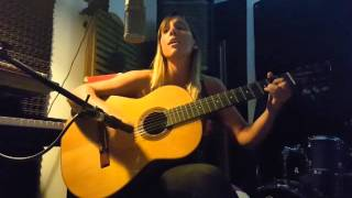 Julieta Valladares - Bendita tu luz (Cover de Maná)