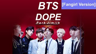 BTS - Dope MV (Fangirl Version)