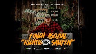 FiNCH ASOZiAL - RiCHTiGER SAUFEN prod. Dasmo & Mania Music | DORFDiSKO VORBESTELLEN (08.03.2019)