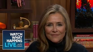 Meredith Vieira Dishes on Celeb Events | WWHL