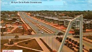 El ayer de la Radio Dominicana Presidente de luxe años 60