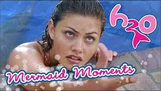 Lewis Finds Out About the Mermaids | Mermaid Moments | H2O - Just Add Water