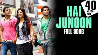 Hai Junoon - Full Song HD | New York | John Abraham | Katrina Kaif | Neil Nitin Mukesh