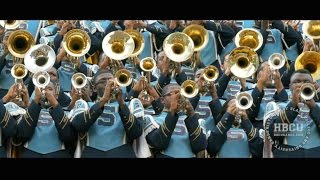 Throw Some Mo - Southern University Marching Band 2015 | Filmed in 4K
