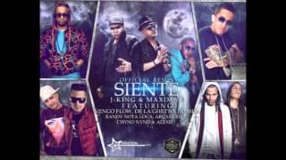 Jking & Maximan Ft Randy, Arcangel, Nengo Flow, Jamsha - Siente Remix Version Corta 2
