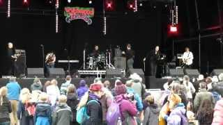 The Outcast Band - Tired (live at Wychood festival - 31st May 15)