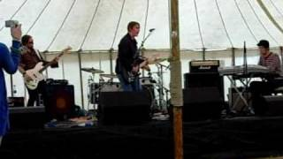Kasabian - Shoot the Runner cover 28 Jacks @ The Inverness Highland Games 2009